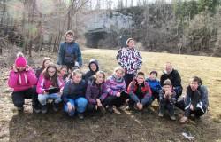 Sedmošolci z gozdne jase