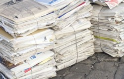 Zbiram, zbiram, zbiram, zbiram star papir!