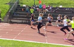 Področno prvenstvo v atletiki, Postojna, 26. 5. 2016