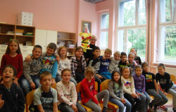 Učence 3. a razreda obiskal Pasavček
