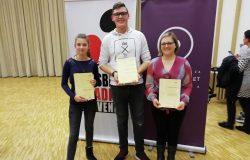 Odlični uvrstitvi na Državnem tekmovanju 9. Slovenska glasbena olimpijada