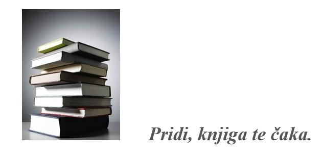 Obvestilo o začasnem urniku šolske knjižnice