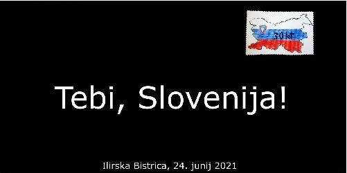 Tebi, Slovenija!